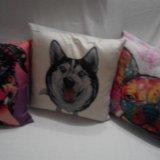 Декоративные подушки. Фото 3.