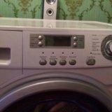Машина стиральная haier hw60 1082. Фото 1.