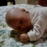 Кукла подвижная. Фото 3.