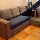 Раздвижной диван. Фото 1. Владикавказ.