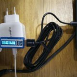 Отличный 2м microusb-кабель orico (до 3а). Фото 4.