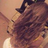 Волосы натуральные. Фото 1.