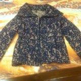 Осенняя куртка(пятнистая). Фото 1.