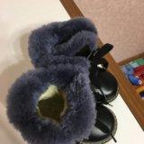Зимние ботинки на мальчика. Фото 3.