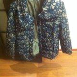 Осенняя куртка(пятнистая). Фото 2.