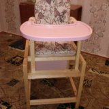 Детский стульчик+столик. Фото 1.