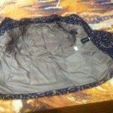 Осенняя куртка(пятнистая). Фото 3.