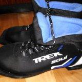 Лыжные ботинки. Фото 2. Тольятти.