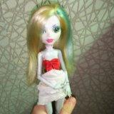 Кукла монстер хай лагуна. Фото 1.