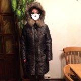Пуховик зимний. Фото 1.