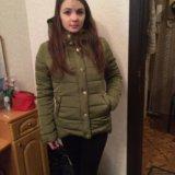 Зимняя куртка. Фото 2. Санкт-Петербург.