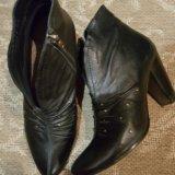 Ботиночки carbani. Фото 1. Ухта.