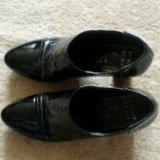 Туфли -ботильоны shoes market, р.36. Фото 2.