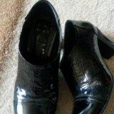Туфли -ботильоны shoes market, р.36. Фото 3.