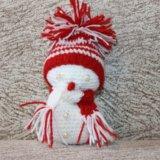 Снеговичок. Фото 1.