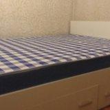 Кровать с ящиками. Фото 2. Люберцы.
