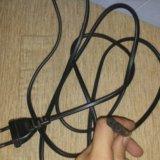 Сетевые шнуры для  радио. Фото 1.