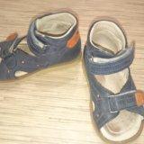 Ортопедические сандалики. Фото 2.