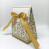 Бонбоньерки, коробочки, подарки гостям. Фото 1.
