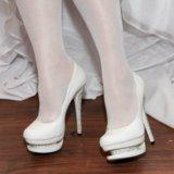 Туфли свадебные. Фото 3.
