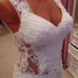 Свадебное платье. Фото 1. Темрюк.