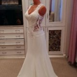 Свадебное платье. Фото 2. Темрюк.