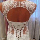 Свадебное платье. Фото 3. Темрюк.