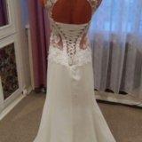 Свадебное платье. Фото 4. Темрюк.