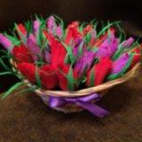 Корзина с конфетами. Фото 1. Новая Ладога.