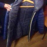 Куртка зимняя двухсторонняя. Фото 1.