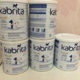 4 новых банки детской смеси kabrita gold 1. Фото 2.
