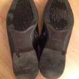 Туфли мужские кожаные,45. Фото 4.