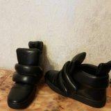 Новые ботинки-сникерсы 36 р-р. Фото 3.