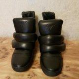 Новые ботинки-сникерсы 36 р-р. Фото 4.