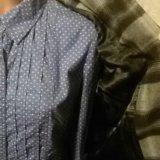 Драповая куртка. Фото 2. Одинцово.