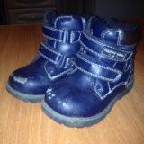 Осенние ботинки. Фото 3. Лыткарино.