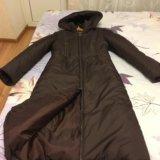 Женское зимнее пальто. Фото 2.