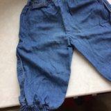 Штанишки из джинсы. Фото 1. Мытищи.