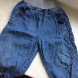 Штанишки из джинсы. Фото 2. Мытищи.