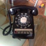 Ретро телефон дисковый пр-во сша-канада 1964 год. Фото 1. Химки.