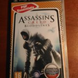 Игра для psp  assasin's creed bloodlines. Фото 1.