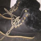 Зимние ботинки. Фото 1. Москва.