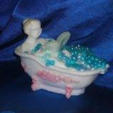 Мыло бабушка в ванной. Фото 1. Москва.