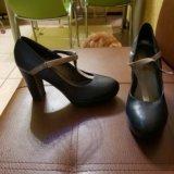 Туфли кожанные новые. Фото 1. Балаково.