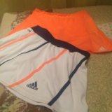 Спортивные юбка-шорты🏆👌🏻. Фото 1.