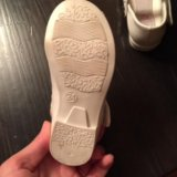 Туфли белые 24р.. Фото 3.