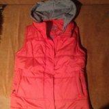 Женская жилетка. Фото 1.