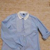 Блузка зара+подарок. Фото 1.
