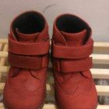 Ботинки детские раббит, 21 размер. Фото 1.