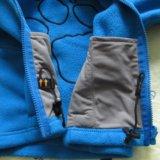 Продам детская флисовая куртка jack wolfskin. Фото 2.